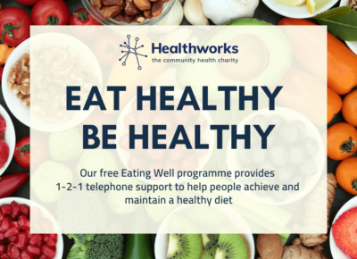 Read more about Our Eating Well telephone support programme will soon be available