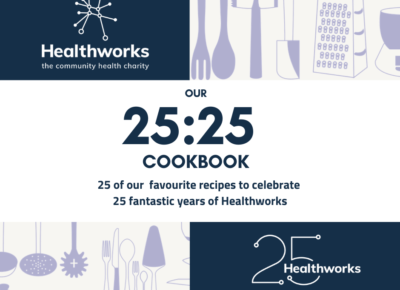 Read more about Get your free Healthworks 25:25 Cookbook
