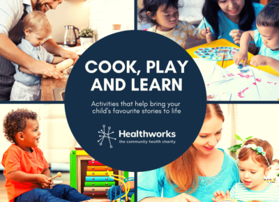 Read more about Introducing our new online Cook, Play and Learn activity