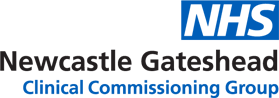 Logo for Newcastle - Gateshead CCG