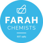 Logo for Farah Chemists