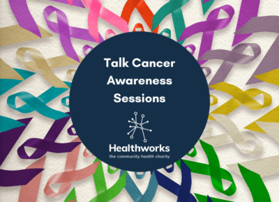 Read more about We are taking bookings for our next virtual Talk Cancer Awareness session