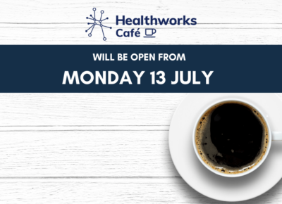 Read more about The Healthworks Cafe at The Lemington Centre is re-opening on 13 July 2020!