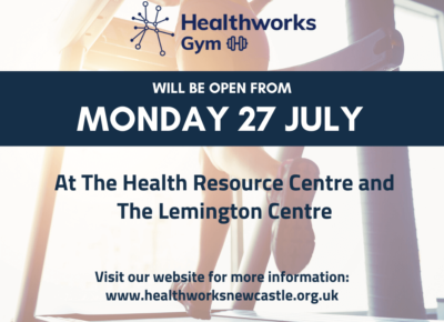 Read more about Our Gyms are reopening on 27 July 2020