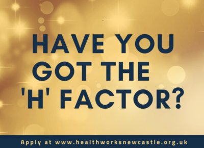 Read more about Have you got the 'H' Factor?