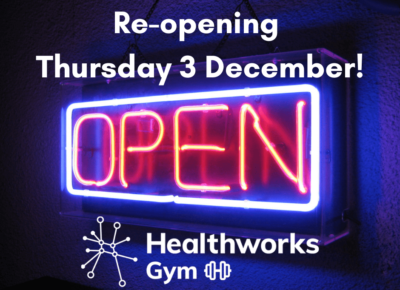 Read more about Free gym sessions for our existing members in December
