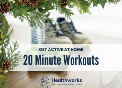 Read more about Get active at home this Christmas