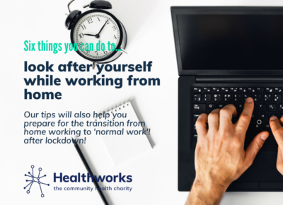 Read more about Are you looking after yourself while working from home?