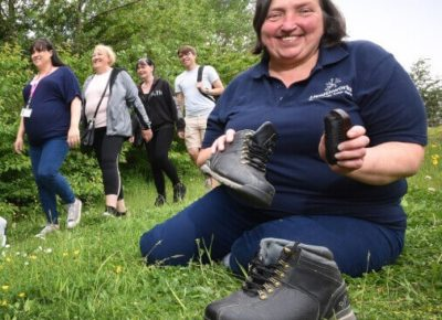Read more about West end walkers are dusting off their walking shoes and following our historic trail around Scotswood!