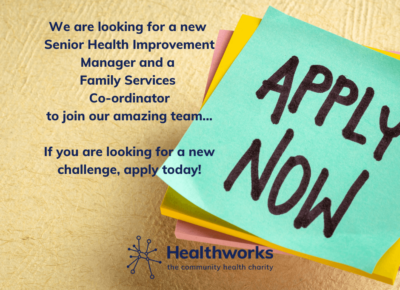 Read more about We are looking for two talented people to join our team